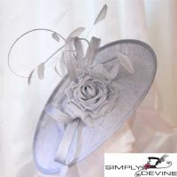 Baby Azure blue mother of the bride hatinator 14781 SD192/193/172/173